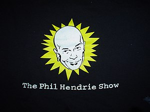The Phil Hendrie Show - Image: Philhendrieshirt