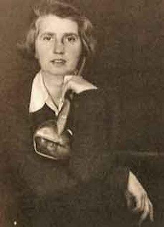 Dorothy Brett - Image: Photo of Dorothy Eugénie Brett