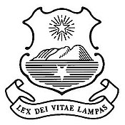 Presbyterian Ladies' College Melbourne crest. Source: www.plc.vic.edu.au (PLC website)
