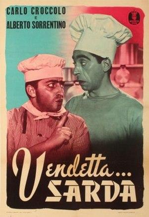 Vendetta... sarda - Film poster
