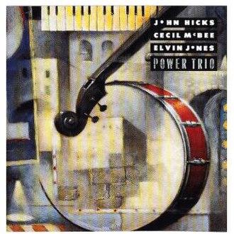 Power Trio (album) - Image: Power Trio (album)