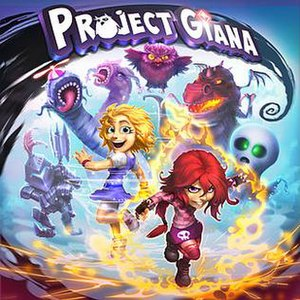 Giana Sisters: Twisted Dreams - Project Giana