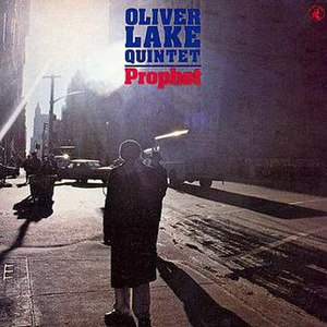 Prophet (Oliver Lake album) - Image: Prophet (Oliver Lake album)