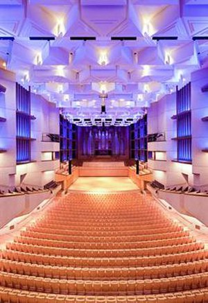 Queensland Performing Arts Centre - QPAC Concert Hall