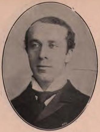 Reginald McKenna - Reginald McKenna c1895