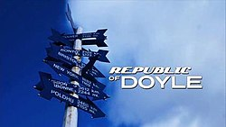 Republic of Doyle title card.jpg