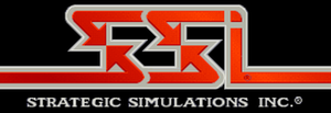 Strategic Simulations - SSI Logo