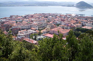 Santoña Municipality in Cantabria, Spain