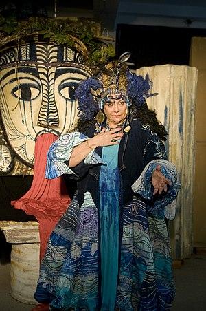 Ioanna Sfekas-Karvelas - Karvelas as Sappho