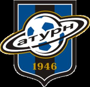 FC Saturn Ramenskoye - Image: Saturnlogo