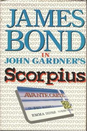 Scorpius (novel) - First edition