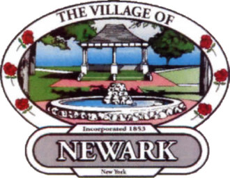 Newark, New York - Image: Seal of Newark, New York