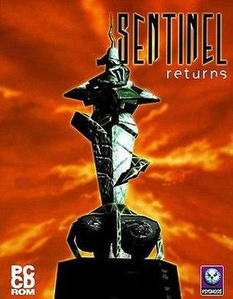 Sentinel Returns - Image: Sentinel Returns cover