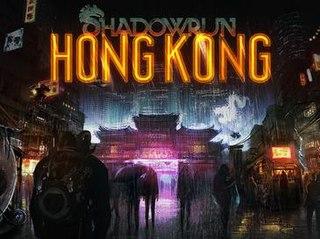 <i>Shadowrun: Hong Kong</i> 2015 video game