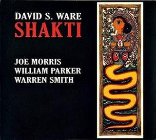 <i>Shakti</i> (David S. Ware album) 2009 studio album by David S. Ware