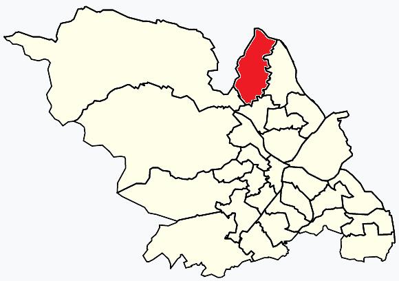Sheffield-wards-West Ecclesfield