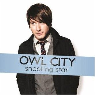 Shooting Star (Owl City song) - Image: Shooting Star Owl City