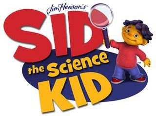 <i>Sid the Science Kid</i> Childrens TV show