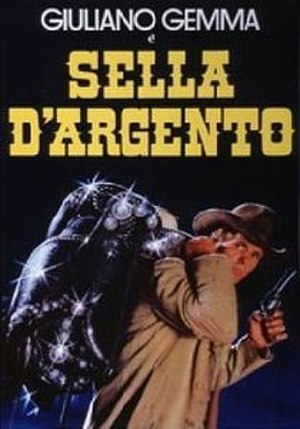 Silver Saddle - Italian theatrical poster