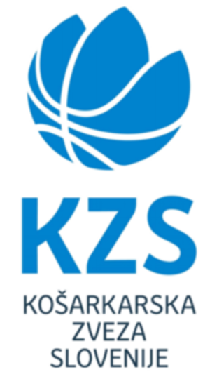 Basketball Federation of Slovenia - KZS logo