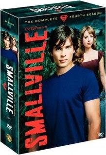 <i>Smallville</i> (season 4) Season of television series