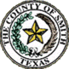 Official seal of Smith County