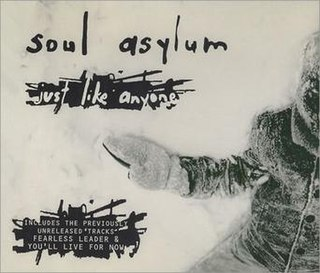 Just Like Anyone (song) 1995 single by Soul Asylum