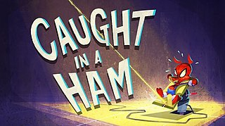 <i>Spider-Ham: Caught in a Ham</i> Animated short from Sony Pictures Animation