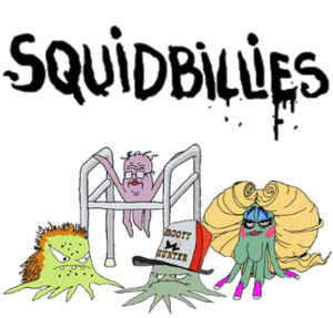 Squidbillies - Image: Squidbillies title card