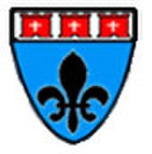 St Mary's Catholic School, Newcastle upon Tyne - Image: St Marys CCS Emblem