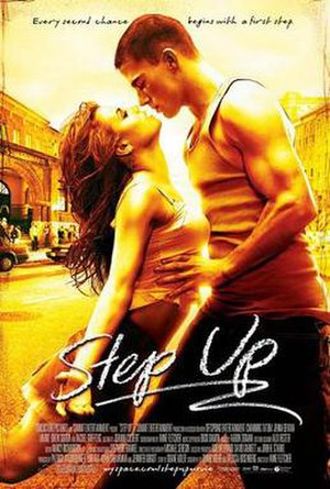 Step Up (film) - Theatrical release poster
