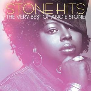 Stone Hits: The Very Best of Angie Stone - Image: Stone hits
