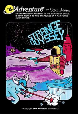 Strange Odyssey
