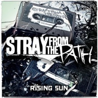 Rising Sun (Stray from the Path album) - Image: Stray From The Path Rising Sun