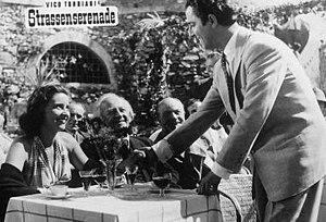 Street Serenade - Ellinor Jensen, Otto Gebühr and Vico Torriani