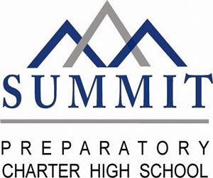 Summit Preparatory Charter High School - Image: Summit prep logo