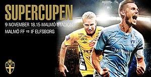 2014 Svenska Supercupen - Image: Supercupen 2014