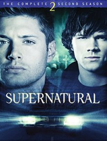 View Supernatural - Season 2 (2006) TV Series poster on Ganool