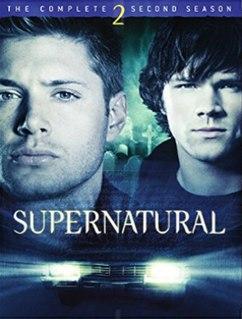 <i>Supernatural</i> (season 2) Season of television series