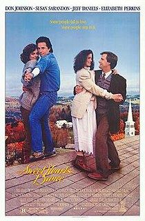 <i>Sweet Hearts Dance</i> 1988 film by Robert Greenwald
