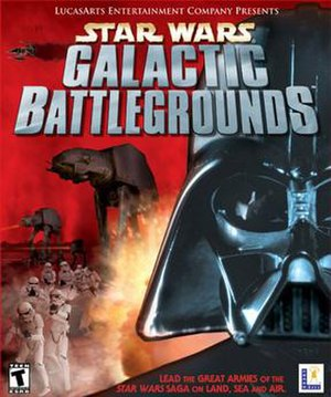 Star Wars: Galactic Battlegrounds - Image: Swgbbox