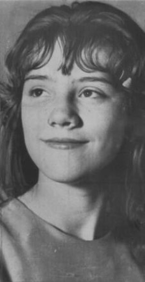 Murder of Sylvia Likens - Likens as she appeared prior to her stay at the Baniszewski residence