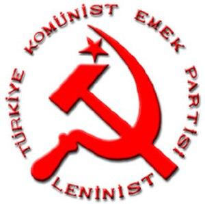 Communist Labour Party of Turkey/Leninist - Image: Türkiye Komünist Emek Partisi Leninist (emblem)