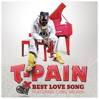 Best Love Song - Image: T Pain BLS