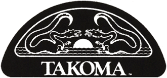 Takoma Records - Image: Takoma logo
