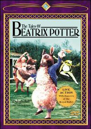 The Tales of Beatrix Potter - DVD cover
