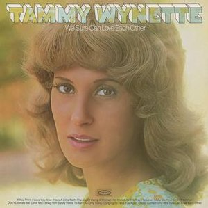 We Sure Can Love Each Other (album) - Image: Tammy Wynette We Sure Can Love Each Other