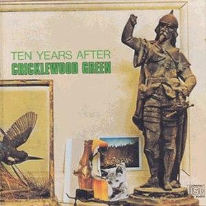 Cricklewood Green - Image: Tenyearsafter cricklewoodgreen