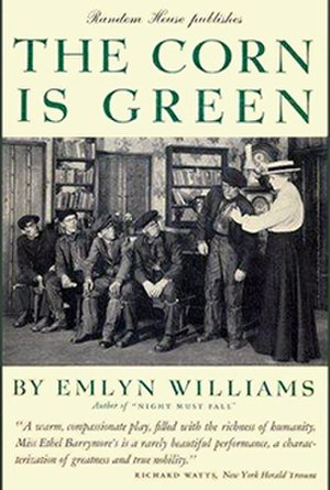 The Corn Is Green - U.S. first edition 1941