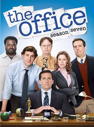 The Office (U.S. season 7) - DVD cover